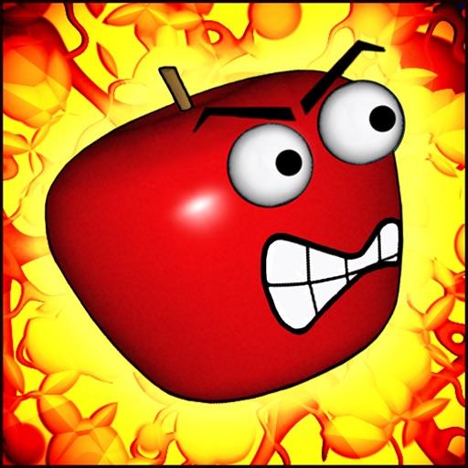 Яблоко Мстители: Бесплатный весело бегать и прыгать платформа приключенческая игра с супер герой борьбы фрукты