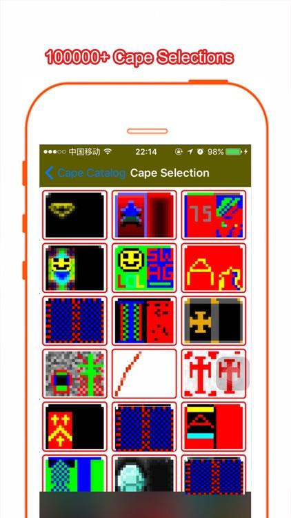Cape Design for Minecraft PC