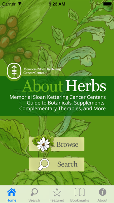 About HerbsScreenshot of 1
