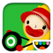 App Icon for Toca Cars App in Indonesia IOS App Store