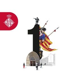 Rutes Ciutat Vella - Descobreix Barcelona fent itineraris per aquest districte amb mapes offline
