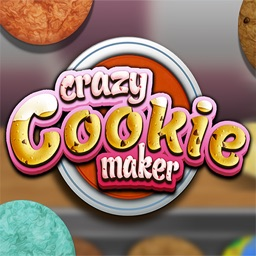 Crazy Cookie Maker: Free Cookie Maker For Kids