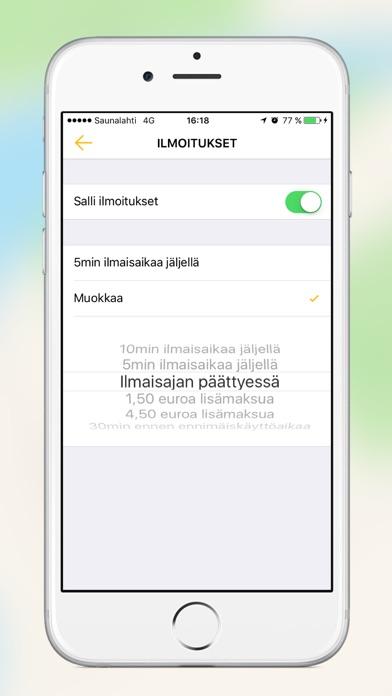Screenshot for Helsinki-pyörät in Finland App Store