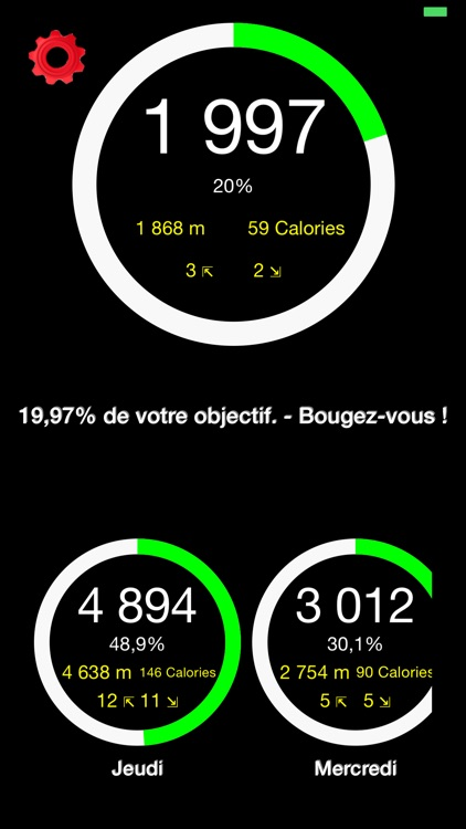 Pedometer - Walk, Map, and Share Your Steps screenshot-4