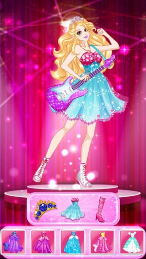 Princess Masquerade Superstar Beauty Games For Girls And Kids On