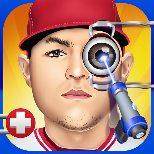 Baseball Surgery Simulator Salon - ER Hospital Doctor!