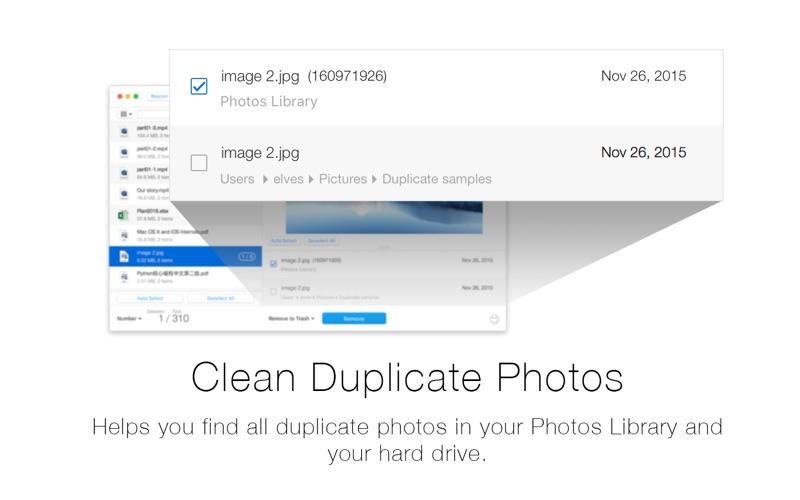 Duplicate Finder - File Clean Screenshots