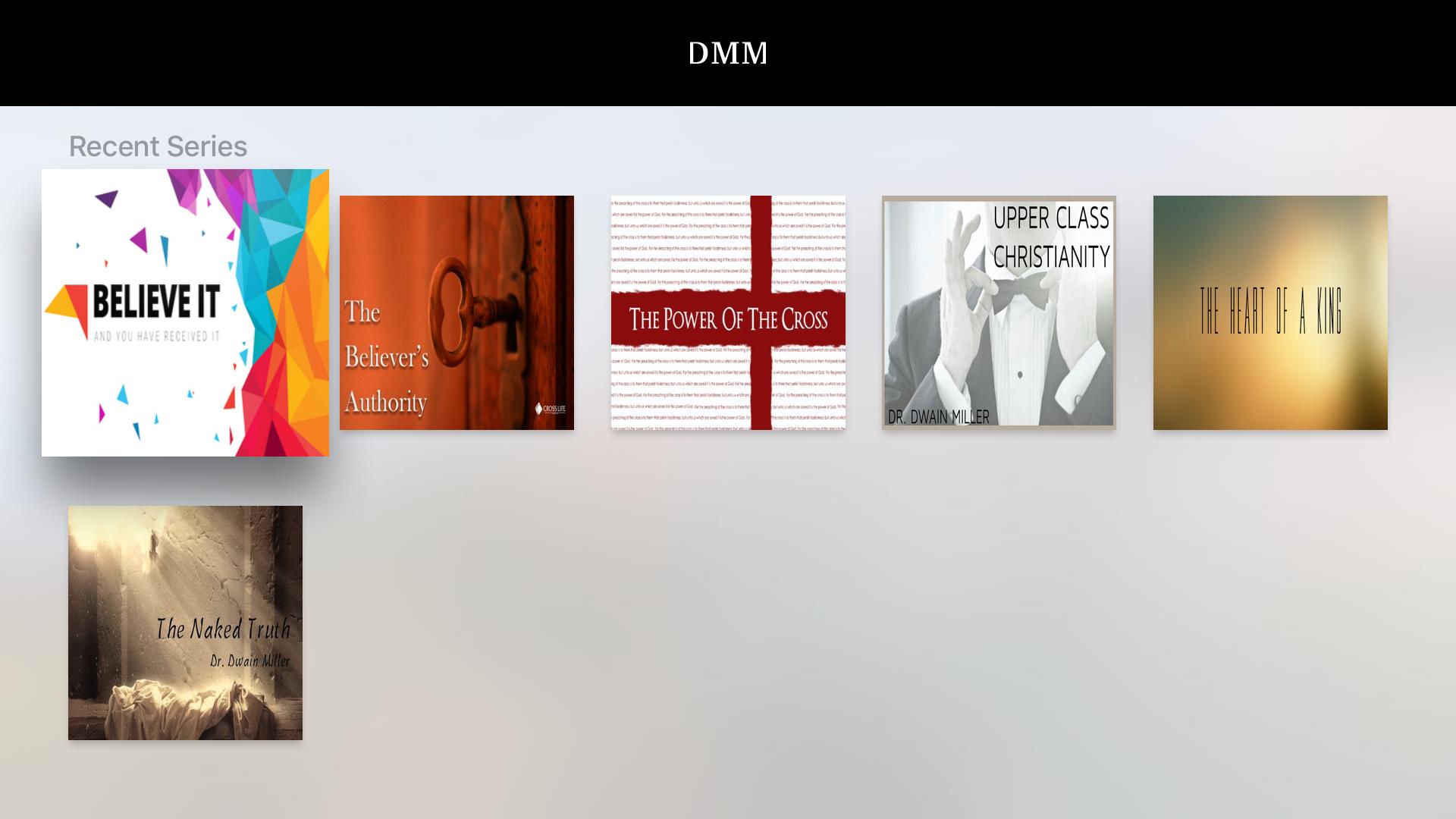 Dwain Miller Ministries screenshot 7