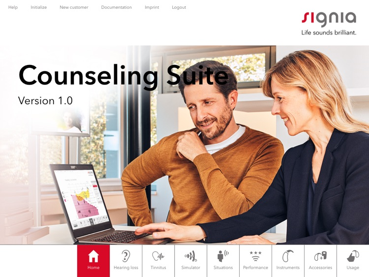 Signia Counseling Suite screenshot-0