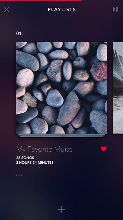 NEXT - turn your music into beautiful artwork screenshot-4