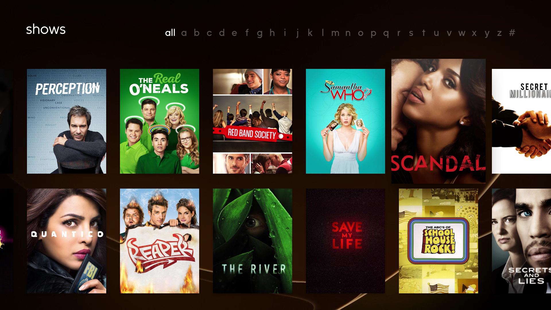 ABC – Live TV & Full Episodes screenshot 13