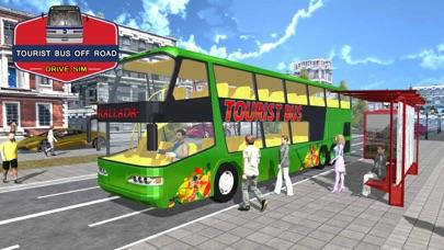 オフロードドライブシムの観光バスのおすすめ画像5