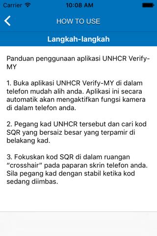 UNHCR Verify - MY - náhled