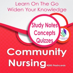 Community Nursing 4000 Flashcards