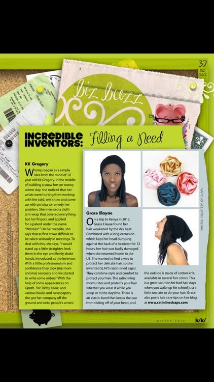 Kiki Magazine screenshot-4