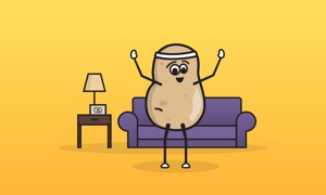 Couch Potato Workouts