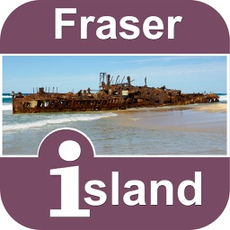 Fraser Island Offline Map Travel  Guide