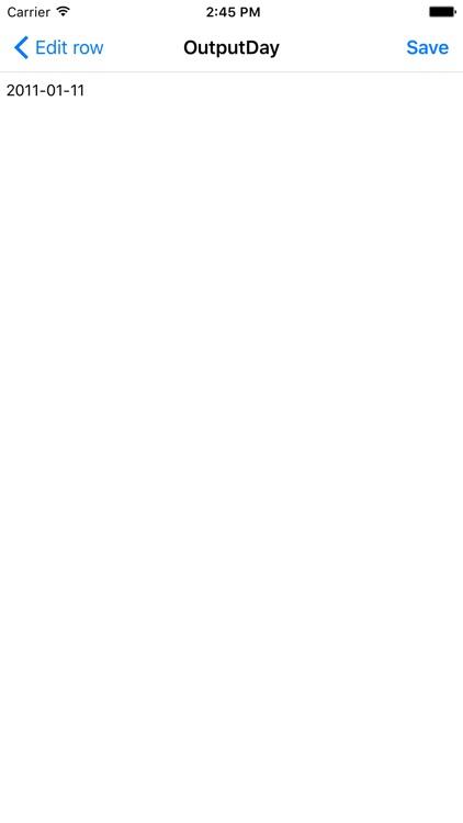 SQLite - Browse Editor Manager screenshot-4