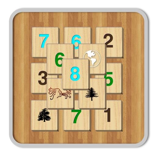Wood Mahjong - Free version