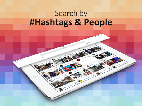PadPics for Instagram - Free IG Photo & Videos Viewer for iPad screenshot four