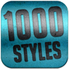1000 Styles for Photoshop (Text Effects) - Nick Maskill