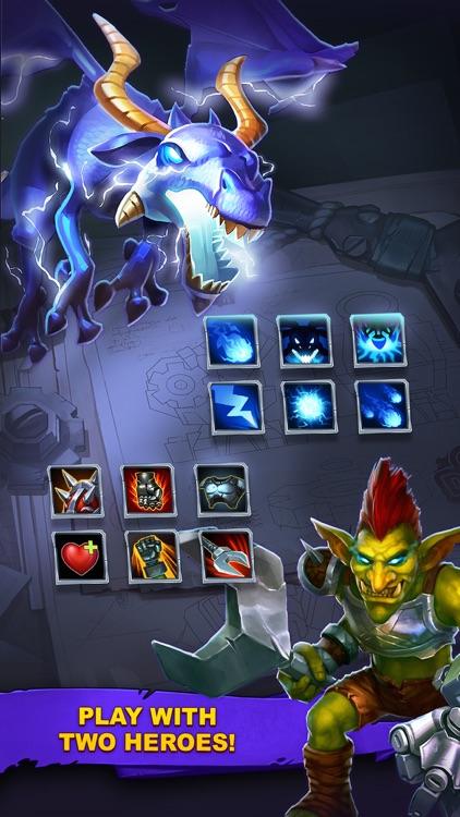Goblin Defenders 2: Heroes and Towers screenshot-4