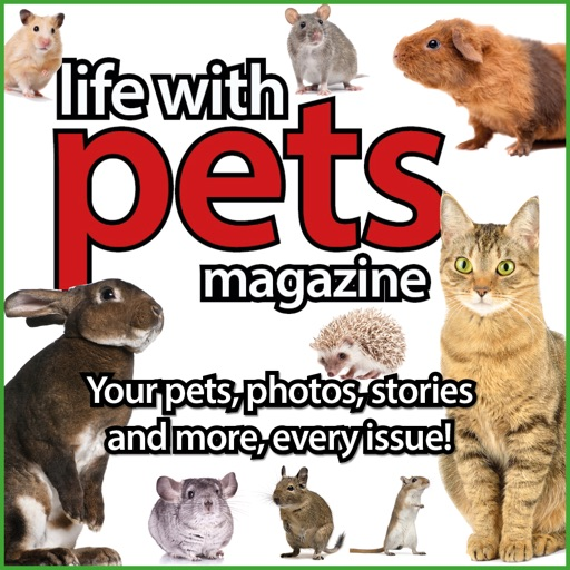 Life With Pets Magazine - The lifestyle pet magazine for all animal lovers icon