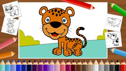 ハッピーイースター – 男の子でも女の子でも、幅広い年齢の子供が楽しめる、無料の色塗りアプリのスクリーンショット1
