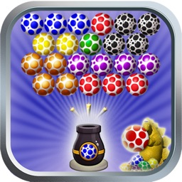 Bubble Shooter -  Egg Shoot, Dynomites, Match 3 Puzzle