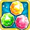 Jewel's Blast Match-3 - diamond game and kids digger's mania hd free