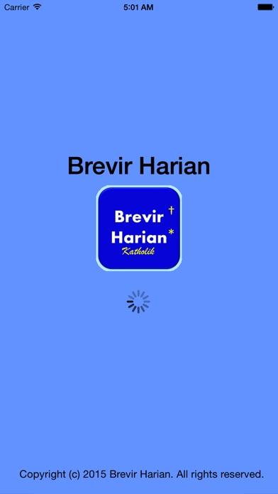 Brevir Harian