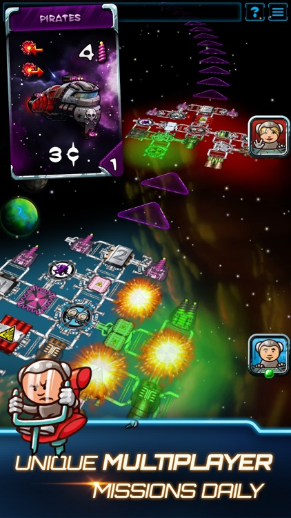 Galaxy Trucker Pocket screenshot-3