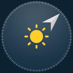 Sun Locator - Find the position of the Sun