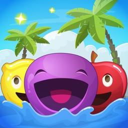 Fruit Pop! Puzzles in Paradise - Fruit Pop Sequel