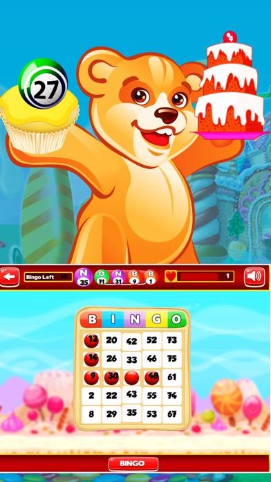 Cupcake Bingo Fun Premium - Free Bingo Casino Game-3