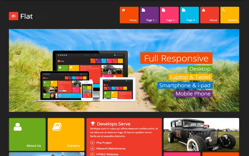 HTML screenshot 3