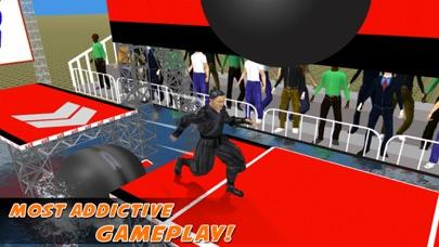 Super Ninja Warrior Obstacle Course – A Crazy Kung-Fu Training SchoolScreenshot of 4