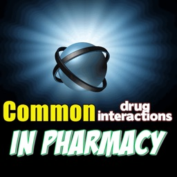 Common Drug Interactions in Pharmacy