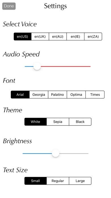 NET Bible - The New English Translation Screenshot
