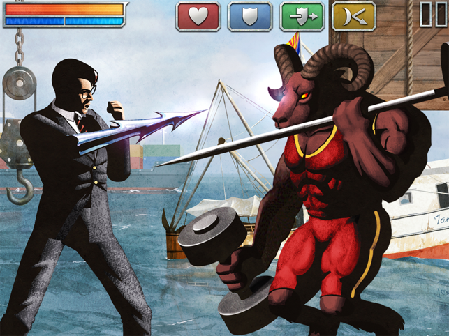 The Executive Screenshot
