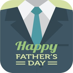 Happy Father's Day: Frames & Stickers
