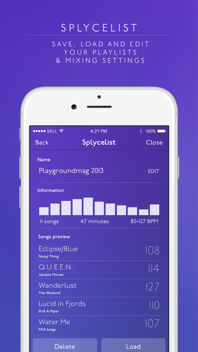 Splyce Premium DJ mixer ScreenShot3