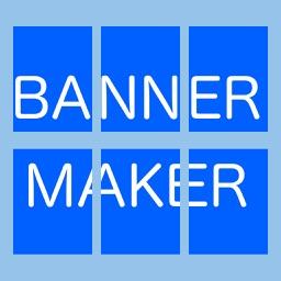 Banner / Poster / Sign Maker & PDF Tiler