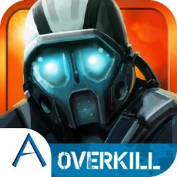 杀戮之旅:火线(Overkill 经典街机 FPS 生存挑战版)