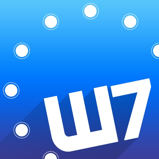 W7 Wallpapers for New iPhone!