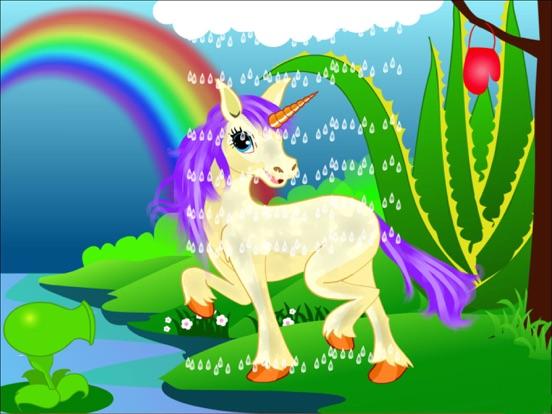 Screenshot #1 for Relaxing Unicorn Spa