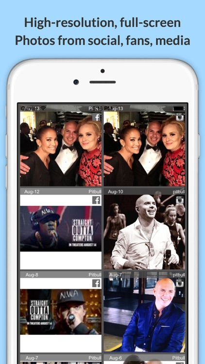 All Access: Pitbull Edition - Music, Videos, Social, Photos, News & More! screenshot-1