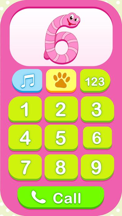 Kids Music Phone screenshot one