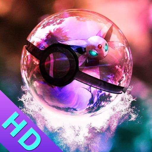 HD Wallpapers For Pokemon Go - Free Retina Backgrounds & LockScreens