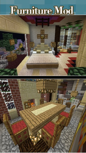 Best Furniture Mods Pocket Wiki Game Tools For Minecraft Pc